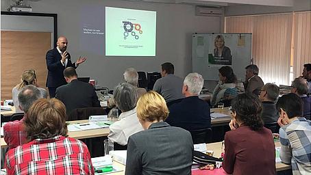 Seminare für Versicherungsfachlehrer erfolgreich durchgeführt