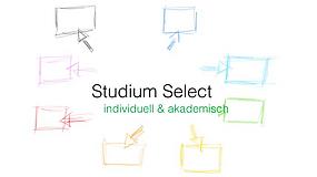 Studium Select - individuell & akademisch